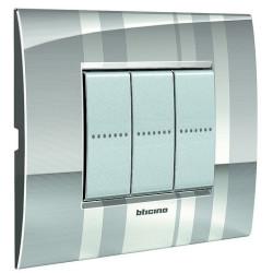 Прямоугольные рамки Bticino LivingLight Air